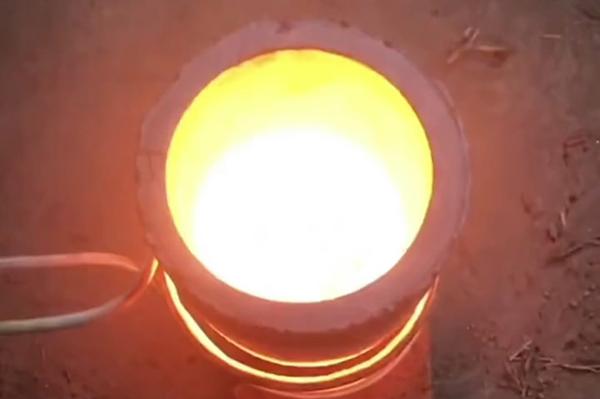 高频熔炼炉10kg熔炼