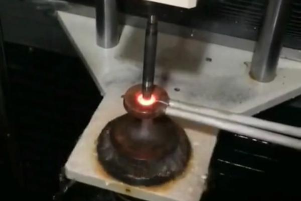 小轴高频淬火机床