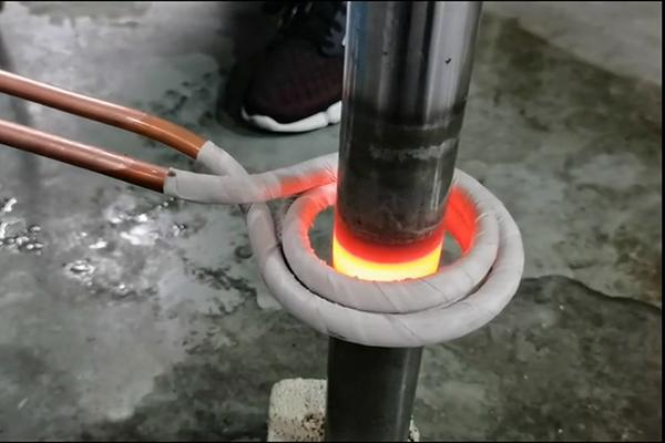 中高频感应加热设备适合各类管材表面淬火退火热处理