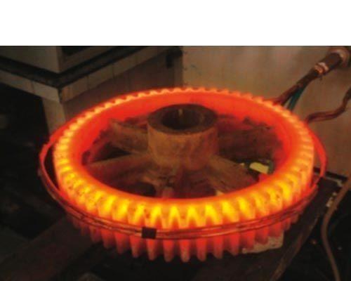 齿轮高频淬火热处理厂家